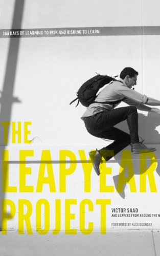 Amazon the leap year project ebook victor saad michelle the leap year project by saad victor lincoln michelle savage fandeluxe Image collections