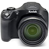 "Kodak PIXPRO Astro Zoom AZ522 16 MP Digital Camera with 52X Opitcal Zoom, 1080p Video Recording and 3"" LCD Screen (Black)"