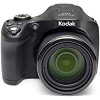 Kodak PIXPRO Astro Zoom AZ522 16 MP Digital Camera with 52X Opitcal Zoom, 1080p Video Recording and 3