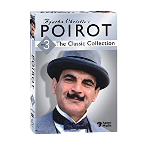 Agatha Christie's Poirot: The Classic Collection - Set 3 (1989)