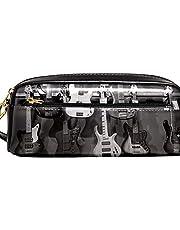 Capacity Portable Pencil Case,Bass Guitar