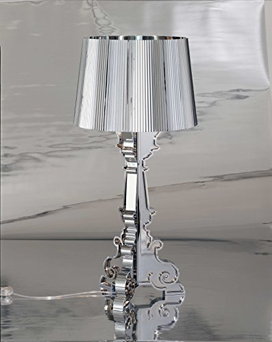 Buy Original Kartell Bourgie Lamp Chrome Online At Low Prices In