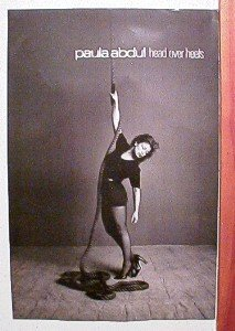 Paula Abdul Poster Hot Legs American Idol