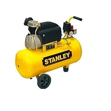 Compresor 50lt. ad Aceite Stanley - D 210/8/50: Amazon.es: Bricolaje y herramientas
