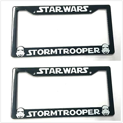 darth vader license plate frame - 5