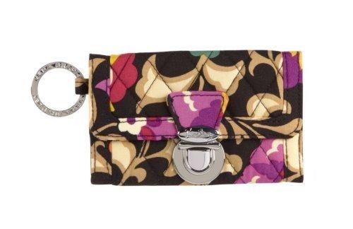 Vera Bradley Quick Swipe ID Portobello Road (Vera Bradley Key Chain Wallet)
