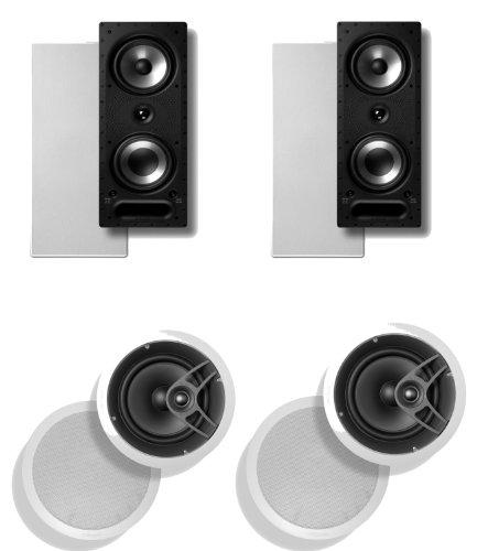 Polk Audio 265 RT 3 Way In Wall Speaker