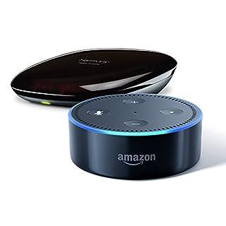 Echo Dot (2nd Generation)- Black + Logitech Harmony Hub (B01M9E5EB5) | Amazon Products