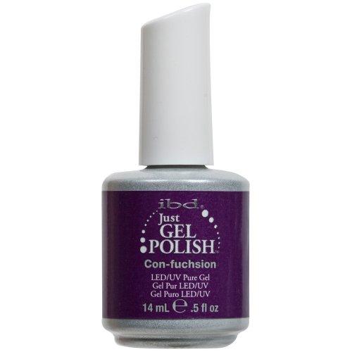 just gel con nail polish