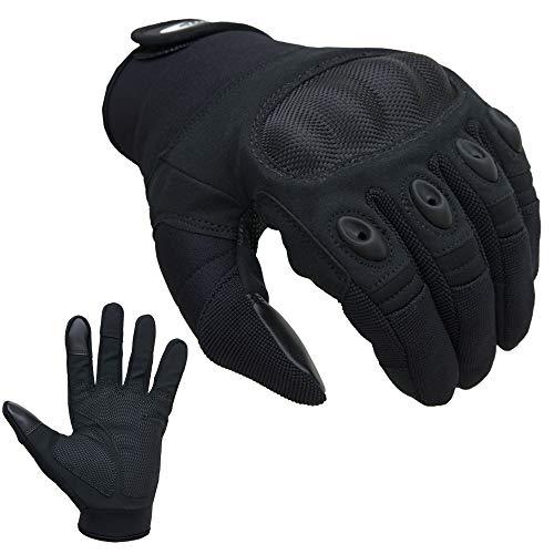 PROANTI Motorradhandschuhe Motocross Enduro Quad Downhill Sommer Touchscreen Handschuhe