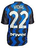 Movida87 Inter Milan Vidal 22 Jersey 2020-2021