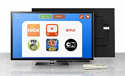 SmartStick SS-V2-K Kids TV Streaming Media Player Stick by SmartStick (Image #4)'