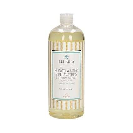 BLUARIA - Lavado a mano y lavadora - Detergente orgánico líquido ...