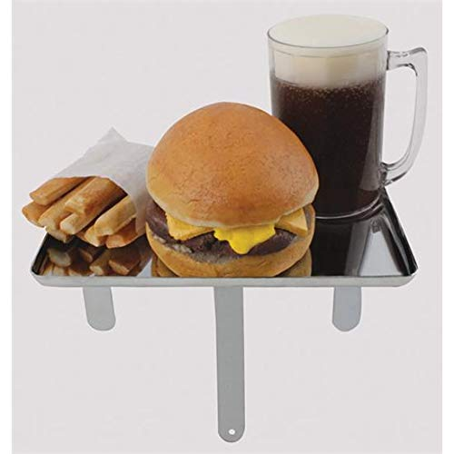 Blue Diamond Classics Burger Style Drive-in Chrome Tray-Classic 50s Look