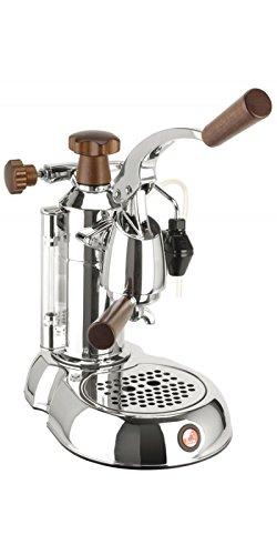 la-Pavoni-Stradivari-STH-Cafetera-Independiente-Semi-automtica-Espresso-machine-De-caf-molido-Cromo-Madera-Metal