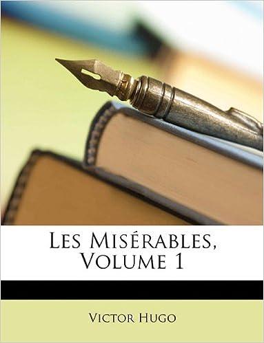 Free textbook pdf download Les Misérables, Volume 1 in Spanish PDF RTF by Victor Hugo