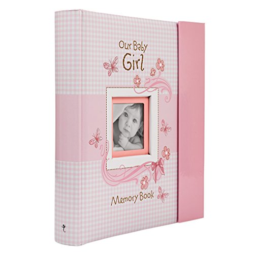 Our Baby Girl Memory Book - Promo Art Photo