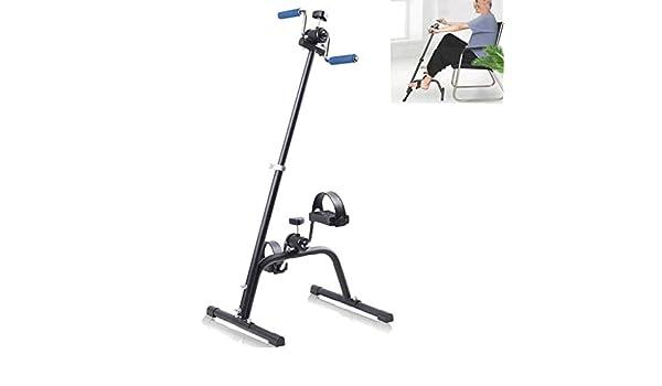 ZGHOME Pedal Plegable Ejercitador Bicicleta Estática para La ...