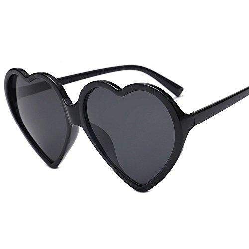 AC UN Love JUNHONGZHANG Gafas Gimmy De Sol De Sol Retro Gafas Goggles B Ladies Glasses 1Zx16P
