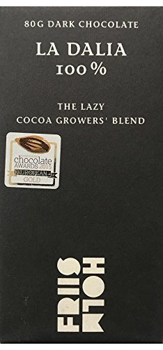Friis Holm Dark Blend La Dalia (The Lazy Cocoa Grower) 100%