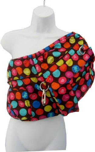 Lil' Cub Hub Cub Co-Z Gum Dots Convertible Carrier, Medium by Lil' Cub Hub