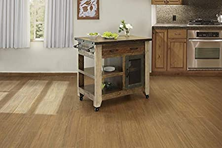 Amazon com - Crafters and Weavers Bayshore Rustic Solid Wood