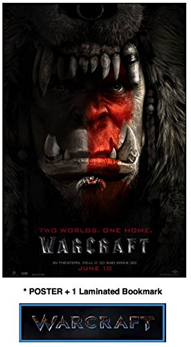 (WarCraft - Movie Poster (12