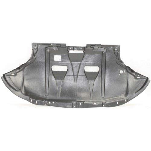 S4 2004-2008 Right Side and Left Side Engine Splash Shield Compatible with AUDI A4 2003-2006