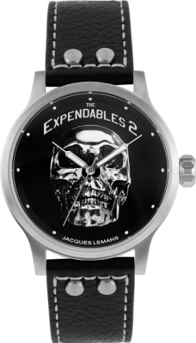 Jacques Lemans Unisex E-221 The Expendables 2 Analog Watch