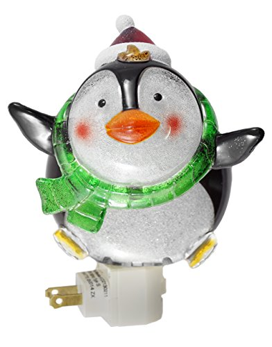 Winter Wobble Penguin Plug in Night (Wobble Penguin)