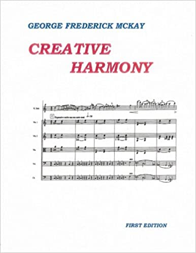 Creative Harmony: A Project Method for Advanced Study: George