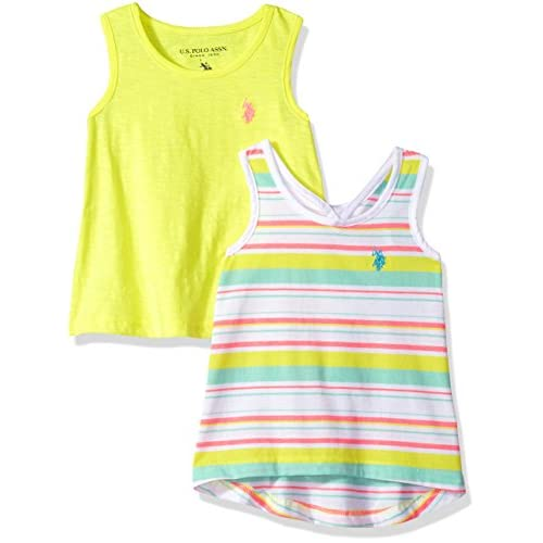 U.S. POLO ASSN. Girls' Fashion Tank