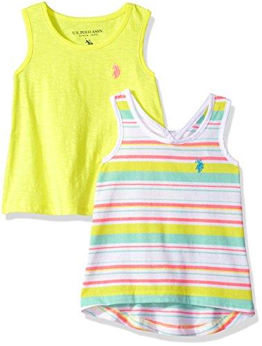 U.S. Polo Assn. Girls Fashion Tank