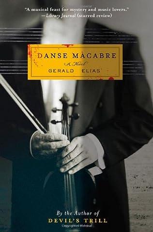 book cover of Danse Macabre