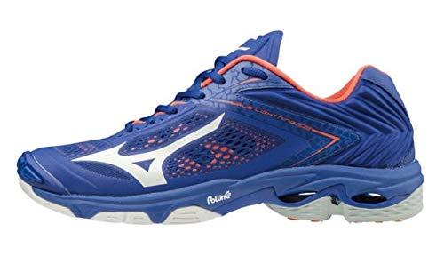 Blauw Heren Z5 volleybalschoenen Size Mizuno Wave Lightning BoeWdrCx