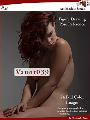 Amazon com: Art Models Vaunt039: Figure Drawing Pose Reference (Art