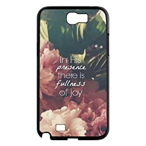 Quotes The Unique Printing Art Custom Phone Case for Samsung Galaxy Note 2 N7100,diy cover case ygtg528891 by runtopwell