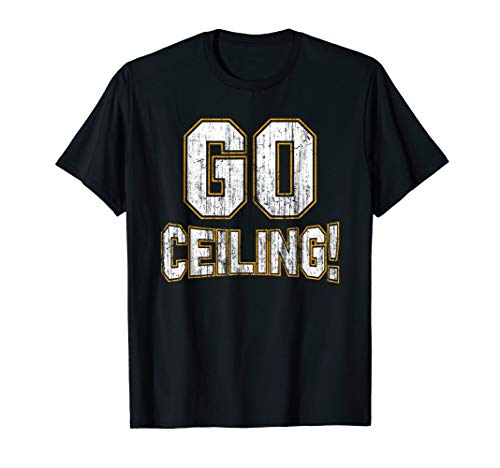 Funny Ceiling Fan Team Halloween Costume T-Shirt ()