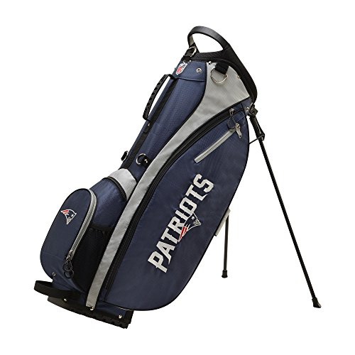 New England Patriots Golf Bag - 1