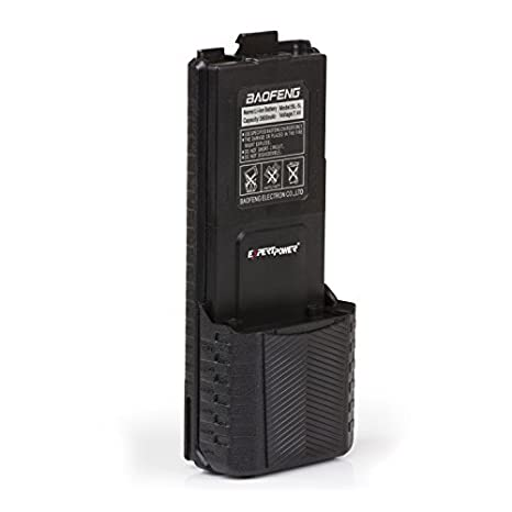 ExpertPower Baofeng Standard Battery Model: BL-5, 1800 mAh, Camouflage