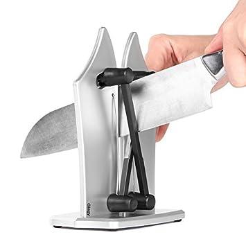 Afilador de cuchillos de cocina, afiladores de carburo de ...
