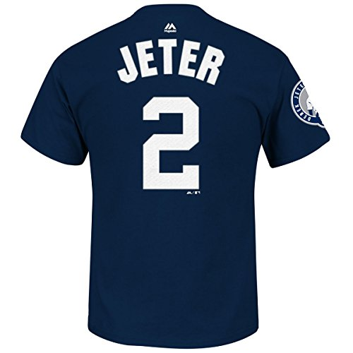 Derek Jeter New York Yankees #2 Youth Retirement Day Player T-Shirt (Youth X-Large 18)