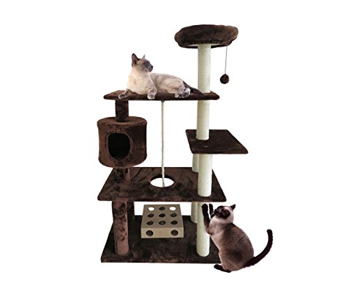 Furhaven Furniture Kittens Deluxe Playground