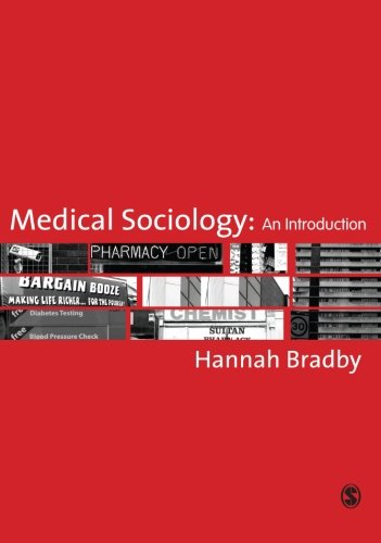 Medical Sociology: An Introduction