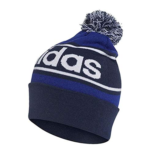 adidas Linear Woolie - Gorro para Hombre Collegiate Navy/Mystery Ink/White