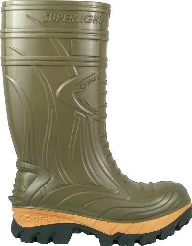 Cofra Thermic S5HRO ci SRC scarpe di sicurezza Taglia 44Verde
