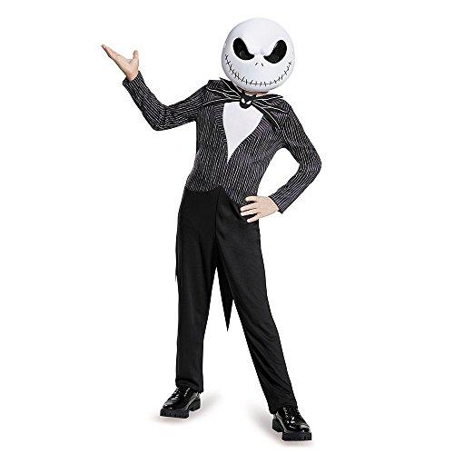 Disguise Skellington Classic Nightmare Christmas
