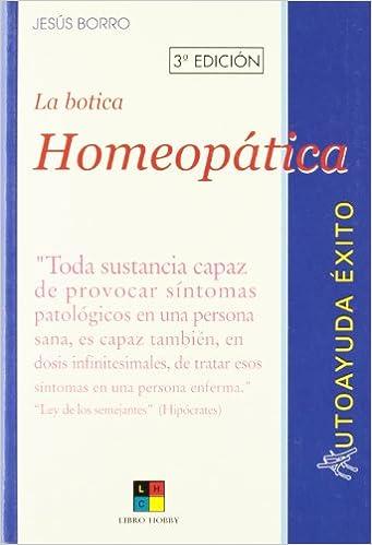 Epub descargas gratuitas de libros electrónicos Botica homeopatica, la (Autoayuda) PDF iBook PDB