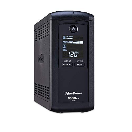 CyberPower CP1000AVRLCD Intelligent LCD