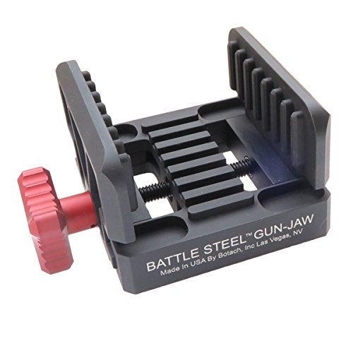 Battle Steel Gun Saddle #1 Shooting Platform for Your Rifle 100% Made in USA